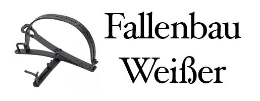 Markenseite der Firma: Fallenbau Weißer