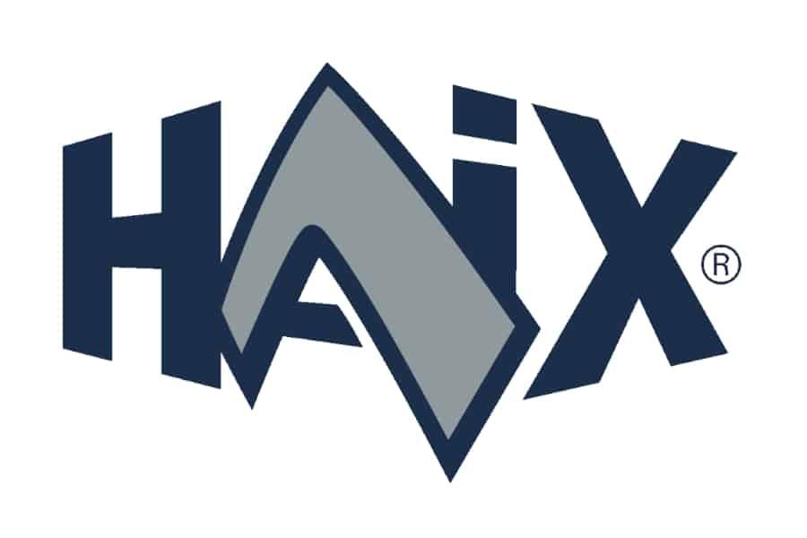 Markenseite der Firma: Haix