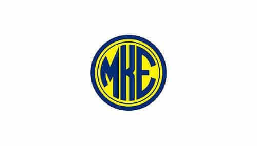 Markenseite der Firma: MKE