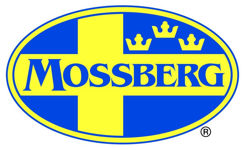 Markenseite der Firma: Mossberg