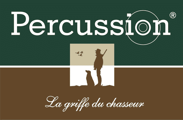 Markenseite der Firma: Percussion