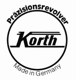 Korth Revolver