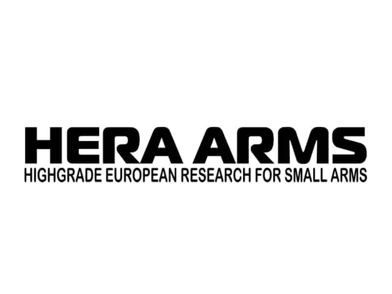 Markenseite der Firma: Hera Arms