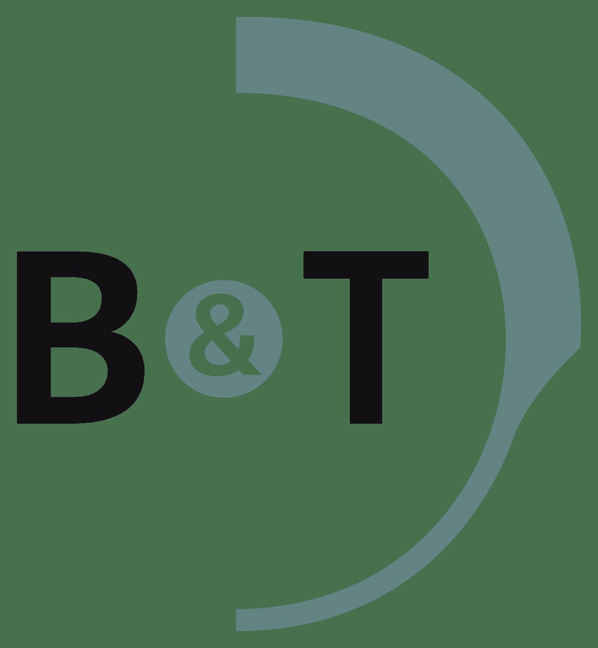Markenseite der Firma: Brügger & Thomet