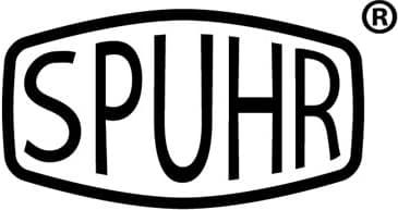 Markenseite der Firma: SPUHR