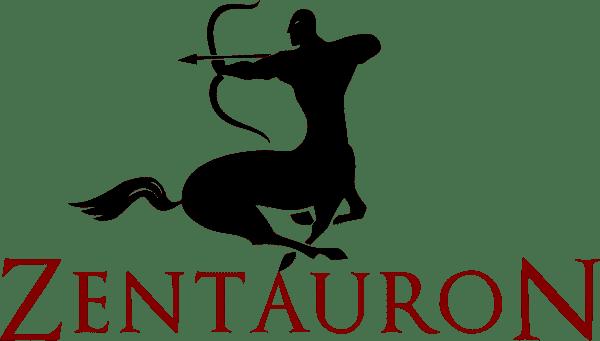 Markenseite der Firma: Zentauron